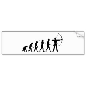 archery_evolution_bow_and_arrow_man_bumper_sticker-r60c662bb29294ebba7a0ea3dc56046c6_v9wht_8byvr_324