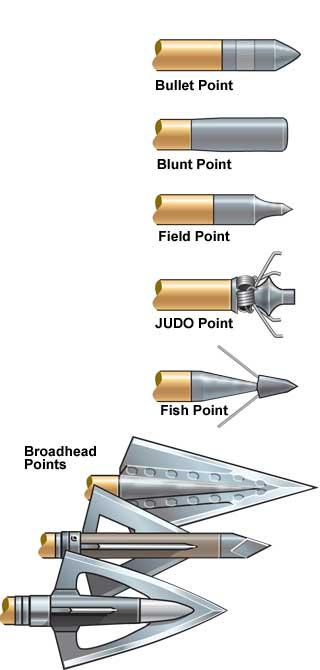 arrowhead_types